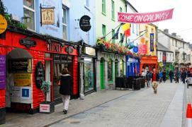 Galway Travel Guide, Galway City Ireland