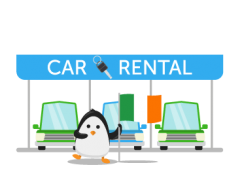 Car Hire Knock Airport Enterprise