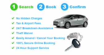 Car Hire Price Comparison Ireland